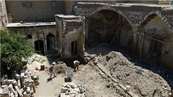 Şanlıurfa'daki tarihi evler turizme kazandırılacak