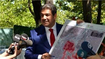 Esenler'deki 45 bin konut askeri rezerv alanına taşınacak