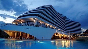 Otelde Avrupa'nın en ucuzu Türkiye oldu!