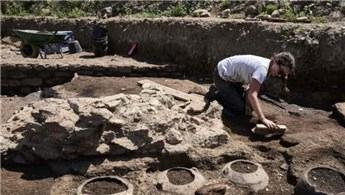 Fransa'da 2 bin yılllık yerleşim yeri ortaya çıktı
