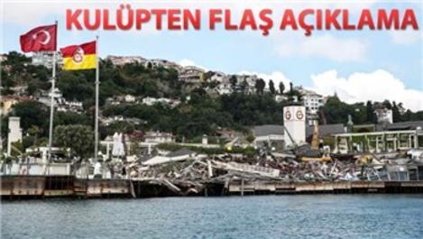 Galatasaray Adası satılıyor mu?