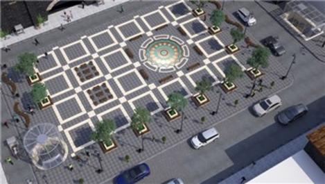 Diyarbakır'daki Ulu Cami'nin çevresinde düzenleme!