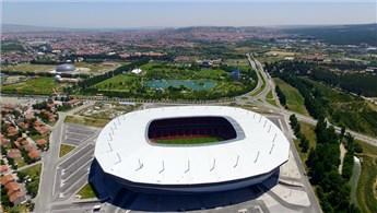 Türk sporunun son gözdesi Yeni Eskişehir Stadı!