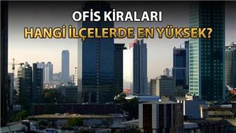 İstanbul'da üst segment ofis kiraları yükselişte!