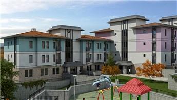 TOKİ'den Manisa'ya mahalle konseptinde 775 konut