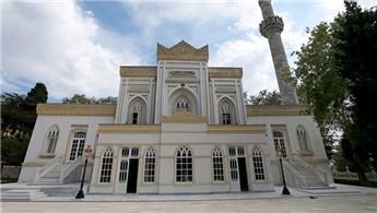Yıldız Hamidiye Camisi, cuma namazıyla ibadete açılacak