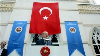 Beşiktaş'taki Yıldız Hamidiye Camisi ibadete açıldı
