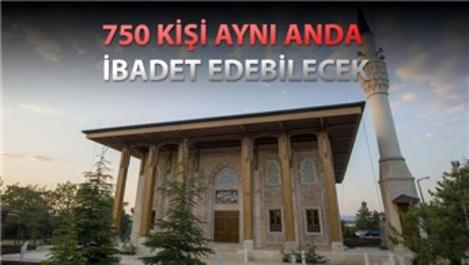 3. Hava İkmal Bakım Merkezi Komutanlığı Camisi açıldı