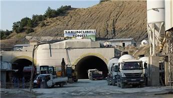 Sabuncubeli Tüneli'nde sona geliniyor!