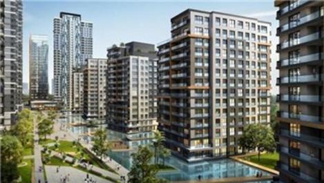 Avrupa Konutları Yamanevler'de daireler 484 bin TL'den başlıyor