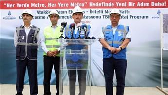 Ataköy-İkitelli Metrosu günde 500 bin yolcu taşıyacak