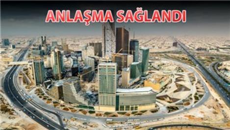 Sinpaş, Suudi Arabistan'da 2 milyon konut yapacak!
