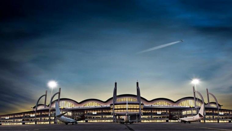 Sabiha Gökçen Havalimanı, yolcu sayısını yüzde 13 artırdı