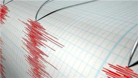 Gökova Körfezi'nde 4,1 büyüklüğünde deprem