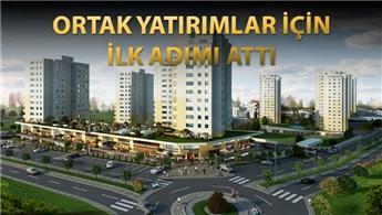 Hasanoğlu ile Alasiri, Bahçekent'te proje yapacak