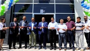Uşak'ta TOKİ tanıtım ve satış ofisi açılışı yapıldı