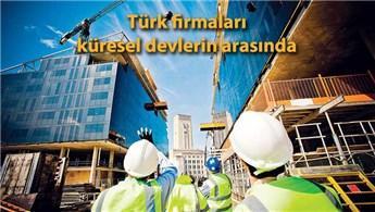 Türk müteahhitler yurt dışında sektöre damga vurdu