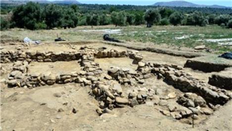 Gökçeada'da 7 bin yıllık yapı kompleksi bulundu