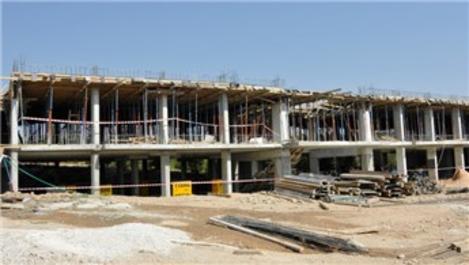 Nurullah Ercan, Konya'da Hasta Konuk Evi yaptırıyor