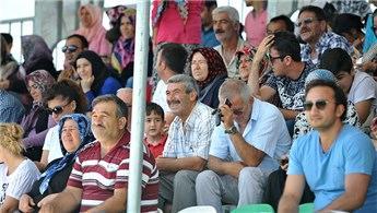Kayseri İncesu'da 1.171 aile yeni konutlarına kavuştu