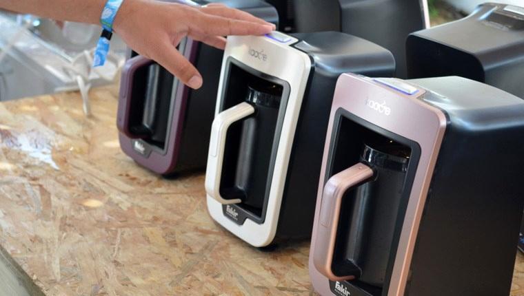 Fakir'in Türk kahvesi makinesi Kaave'ye yoğun ilgi