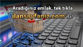 Türkiye'nin ilan platformu ilansayfaniz.com açıldı!