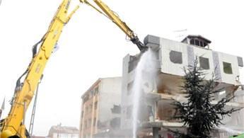 'Türkiye'nin en büyük kentsel dönüşüm hareketini yürütüyoruz'
