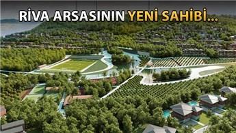 Galatasaray Riva arsası Yılmaz İnşaat'ın oldu