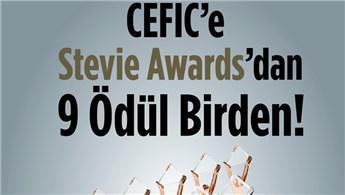 Cefic, 3 AVM'yi 9 uluslararası ödüle layık gördü