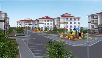 TOKİ Kırklareli'nde 145 konut inşa edecek