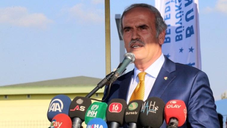 Bursa'daki Marmara Afet Yönetim Merkezi açıldı