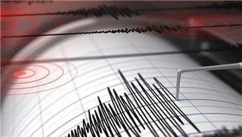 Gökova Körfezi'nde 4,5 büyüklüğünde deprem!