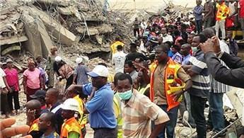 Nijerya'da son 19 ayda 43 bina çöktü, 272 kişi hayatını kaybetti