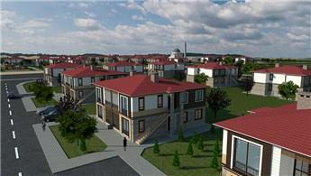 TOKİ Yozgat'ta 224 adet tarımköy konutu yapacak!