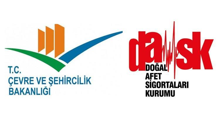 Çevre ve Şehircilik Bakanlığı ile DASK işbirliği yaptı!