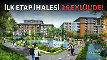 Emlak Konut GYO, Bizim Mahalle projesine başlıyor