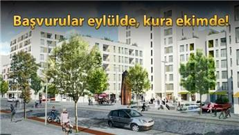 TOKİ, Kayaşehir'de bin 892 konutu kura ile satacak