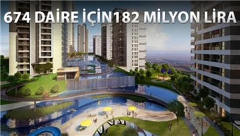 Ankara Büyükşehir, Marina Ankara'daki evlerini satıyor!