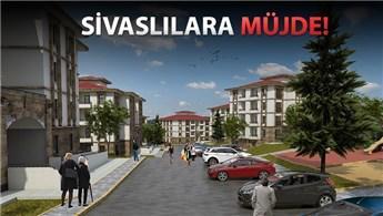 TOKİ, Sivas Suşehri'ne 460 adet konut yapacak!