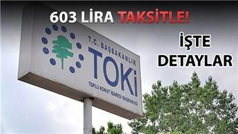 TOKİ, İstanbul'da 1.892 konutu satışa açtı!