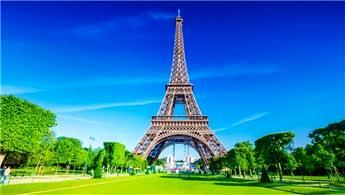 Paris'te turizm rekoru kırıldı!