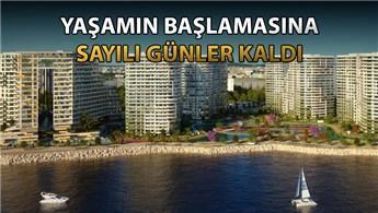 SeaPearl Ataköy'de eylül sonunda yaşam başlayacak