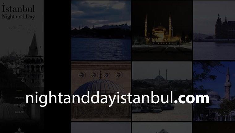 'Gece-Gündüz İstanbul' internet sitesi yayında