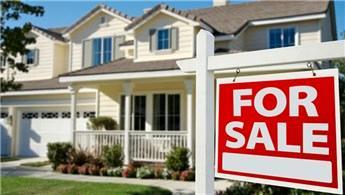 ABD'de birinci el konut satışları yüzde 9,4 geriledi