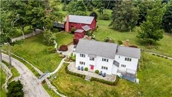 Mark Twain'in çiftliği 1,8 milyon dolara satılıyor