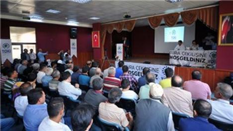 TOKİ Kars'ta 233 konutun kurasını çekti!