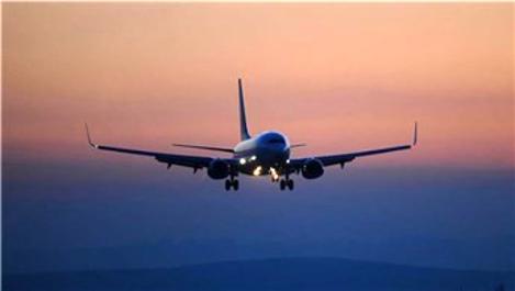 Hava yolunda artan yolcu trafiği adeta patlama yaşadı