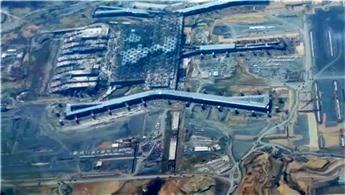 3. Havalimanı'nda hızla sona geliniyor!