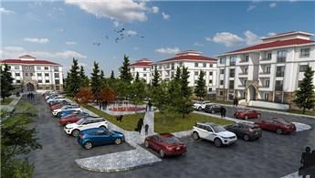 TOKİ'den Muş'a yatay mimaride 381 konut