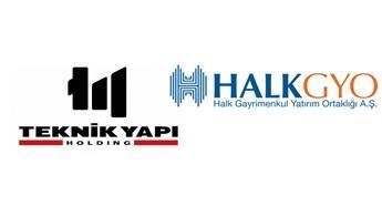 Teknik Yapı, İzmir'de Halk GYO ile ortaklık yapacak!